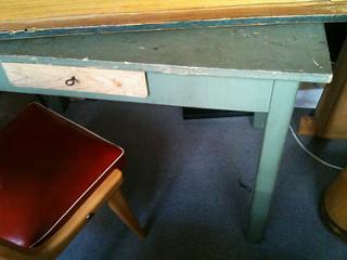 1er Schreibtisch