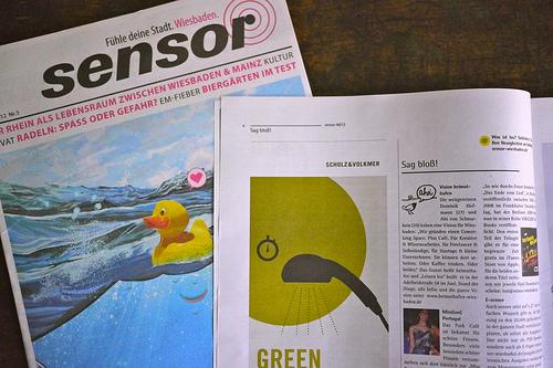 sensor Magazin - 3