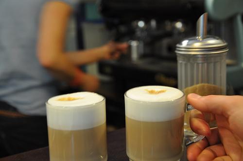 Galao: portugisisches Pendant zum Latte Macchiato