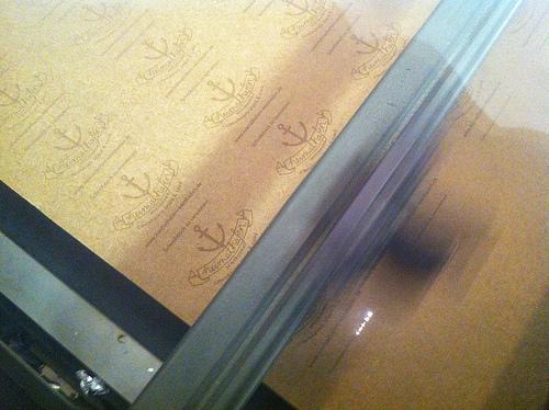 Schreibtische lasern