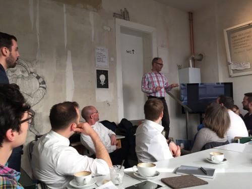 Gründerfrühstück am 14.10. – Von & mit Gründern aus Wiesbaden RheinMain